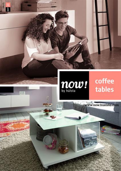 now! coffee tables (DE/EN)